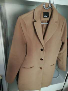 Brown beige Winter Coat