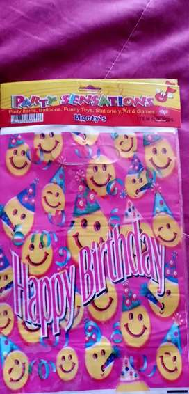 Party packets for sale