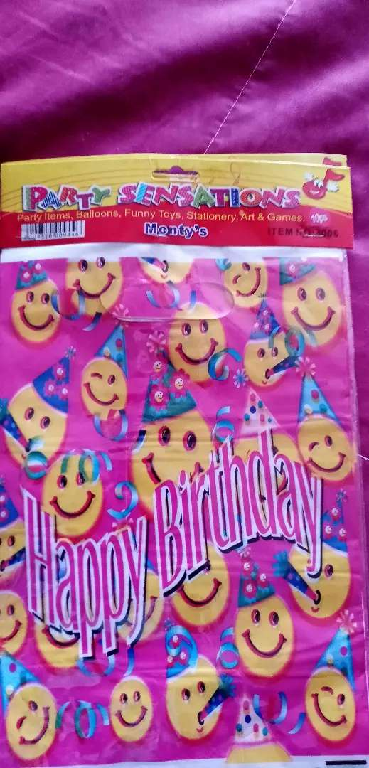 Party packets for sale 0