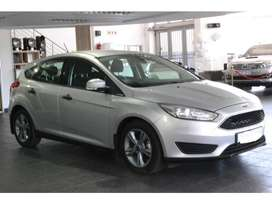 2018 Ford Focus 1.0T ecoboost Ambiente.