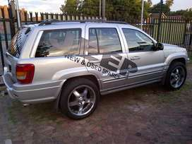 Jeep 2.7 crd striping for spares