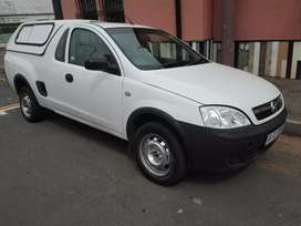 2010 Opel Corsa Utility with Canopy