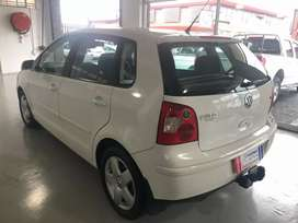 VW POLO VIVO 1.6 manual