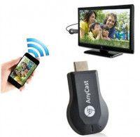 Wi-Fi ресивер AnyCast M2 Plus Передаёт видео с смартфона,планшета наТV