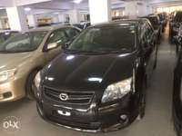 Toyota fielder Pay 60% n remaining in 8months 0