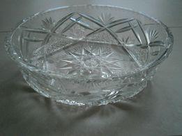 Kryształowa miska miseczka kryształ