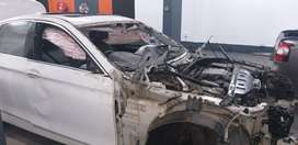 Bmw f10 5series streeping for spares