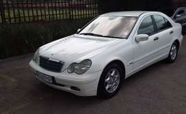 2004 Mercedes Benz W203 for sale