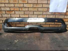 Mini Cooper S rear bumper