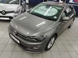 VW polo comfort line with 10000