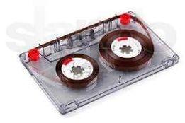 Запись аудио материала на кассеты