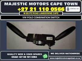 VW POLO USED REPLACEMENT COMBINATION SWITCH