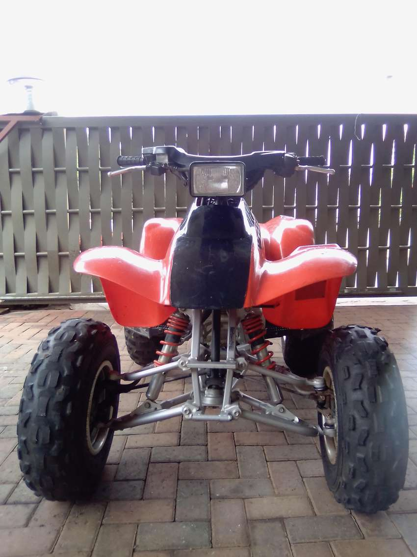 2005 Honda TRX300EX Quad Bike For Sale 0