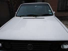 Golf 1 1992 converted to injection