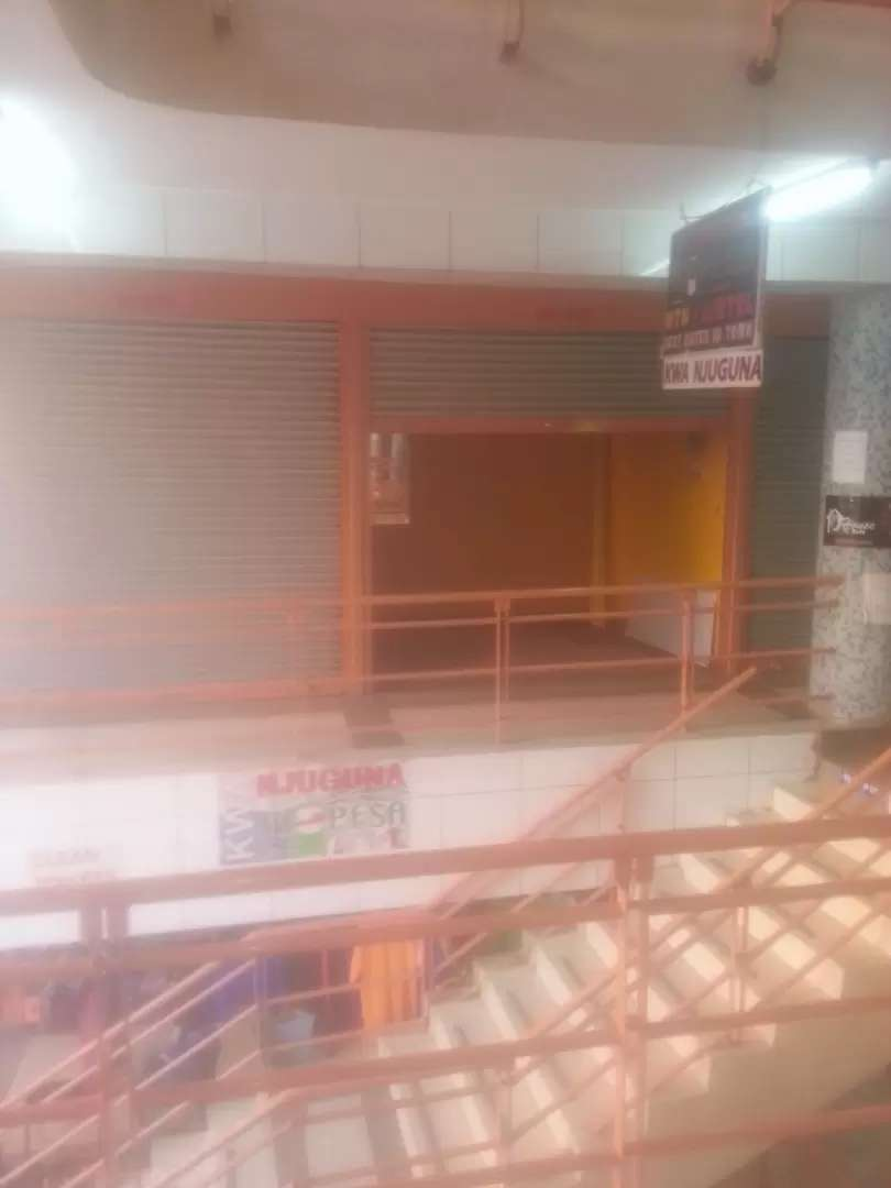 Shop for rent in Kampala town 0