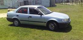 Toyota corolla 1300 for sale R30.000