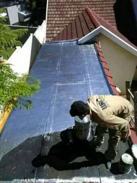Torch-on waterproofing and Painting services