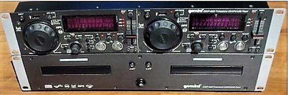 Podwójny odtwarzacz GEMINI CDMP-2600 Świnoujście - image 1