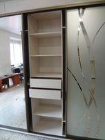 Шкаф купе для прихожей, 2.4 м ширина, дом, квартира,SHKAFCHIK24.COM.UA