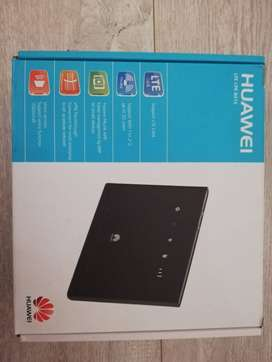 Used HUAWEI ROUTER B315s-936 4GB/LTE WORKING IN EXCELLENT CONDITION, s
