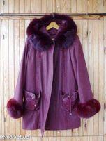 продам женскую куртку утеплённую.