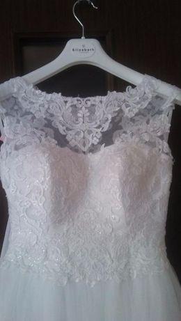 piękna biała suknia ślubna Elizabeth Passion Władysławowo - image 6