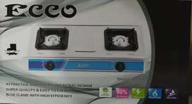 2 plate gas stove brand new