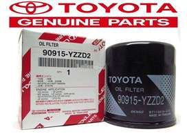 toyota hilux oil filter