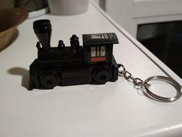 Брелок на ключи со звуком паровоза.