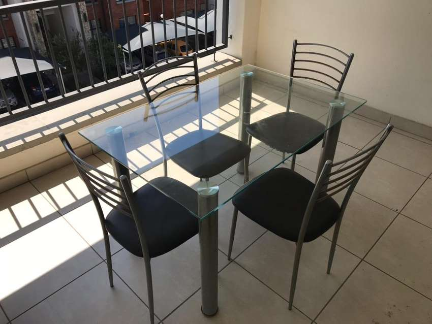 Glass table 0