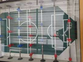 Fooseball table coin operated
