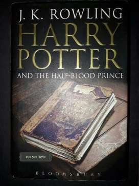 Harry Potter And The Half-Blood Prince - J.K. Rowling - Book 6.