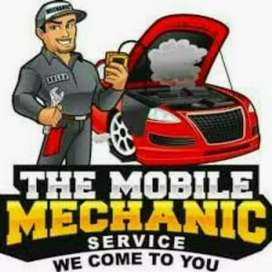 Mobile mechanic repairs and sirvices to all makes and models