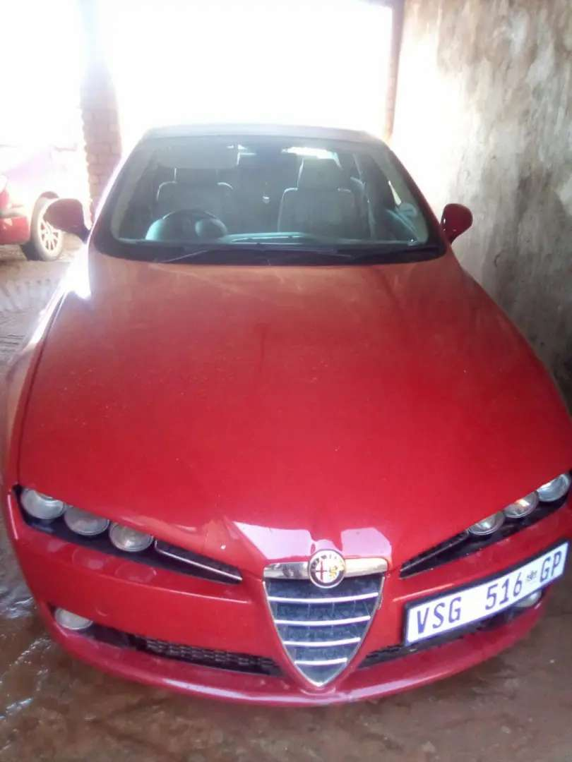 Alfa Romeo Manual car for sell 0