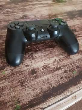 A very nice ps4 controller,grey or black with grip
