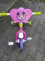 Rowerek Minnie dla dzieci