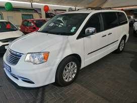CHRYSLER GRAND VOYAGER 2.8 CRDI LIMITED AUTO