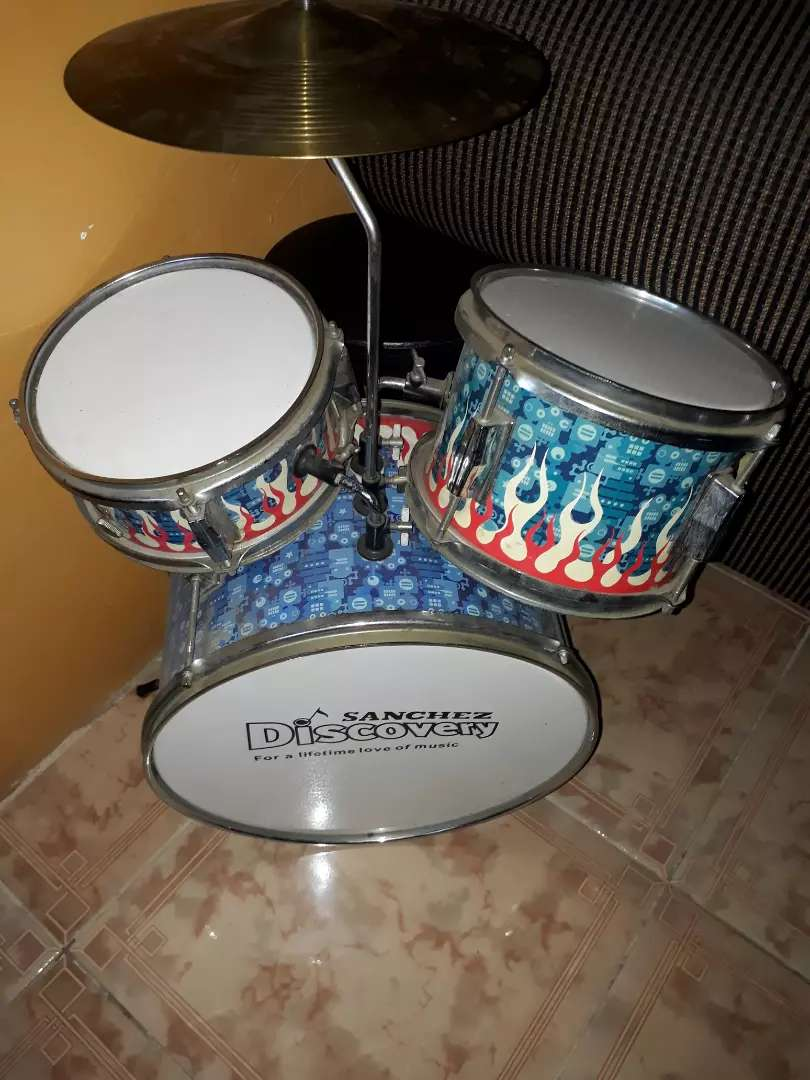 Discovery Drums 0