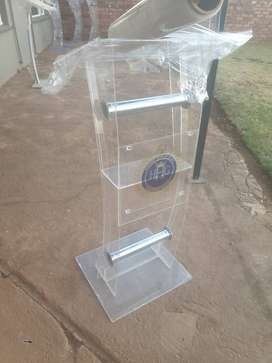 Your choice of Podiums & Pulpits