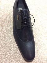 Туфли Zilli кожаные классические, туфли зилли кожа