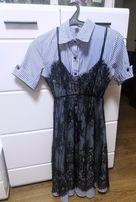 Платье миди (В стиле Zara)