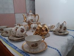 Мадонна сервиз кофейный Бавария