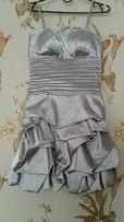 Нарядное и очень красивое выпускное платье, плаття святкове 42-44 роз