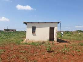 1 Roomed house 4 sale