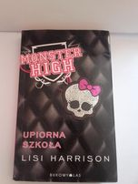 Książka Monster High