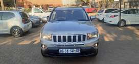 Jeep Compass 2.0 Limited 2014