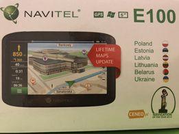 Nawigacja GPS Navitel E100 Polska i 5 innych krajów