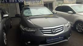 2014 Honda Accord 2.4 Executive Auto