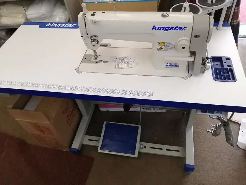 Industrial sewing machines 0