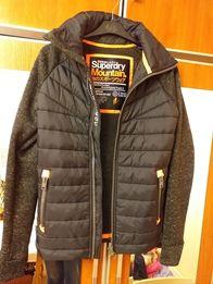 Bluza kurtka rozpinana superdry super dry mountain xs